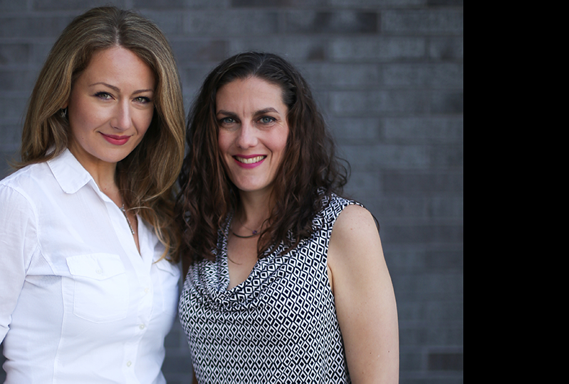 CX by Design Co-Founders Diana Sonis and Lis Hubert