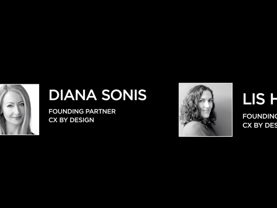 Diana Sonis and Lis Hubert Headshots